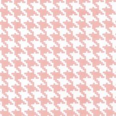 Michael Miller House Designer - Houndstooth - Everyday Houndstooth in Blush http://www.hawthornethreads.com/fabric/designer/michael_miller_house_designer/mm_houndstooth/everyday_houndstooth_in_blush
