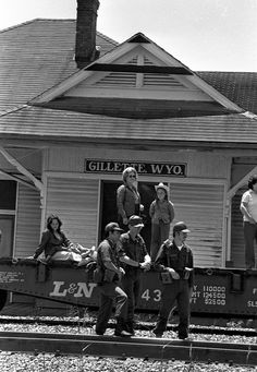 Bay Minette, AL. The L & N Railroad depot served as location filming for the evacuation scene in Close Encounters of the Third Kind in 1976