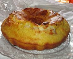Ciambellone salato con prosciutto e formaggio