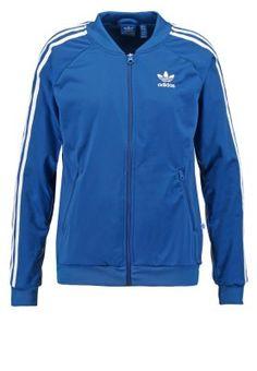 SUPERGIRL  - Treningsjakke - eqt blue