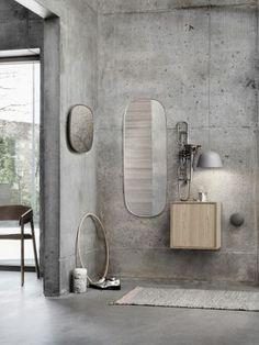 Muuto Framed mirror large • Designfirman Gamla Stan • Tictail