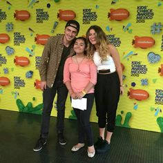 Kendall and Sofia Reyes in Mexico 8/14/15
