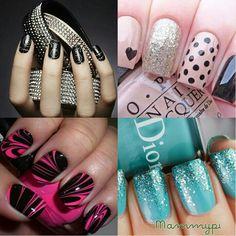 Nails Polishing Art