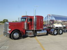 Diamond Trucking's MX 389