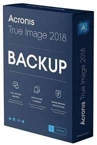 Acronis True Image 2018 Build 10410 Bootable ISO