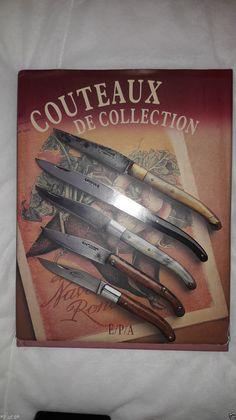 Livre Couteaux DE Collection | eBay