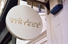 Oh how we love contemporary vintage identities - www.purecreative.co.za