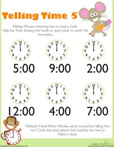 math worksheet : kindergarten clock worksheets  kinder  pinterest  worksheets  : Telling Time Worksheets Kindergarten