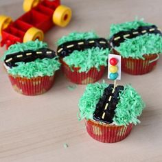 Open Road Cupcakes!