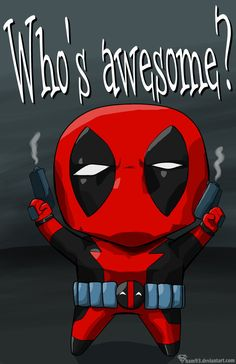 Who's awesome? Me