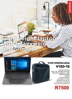 Lenovo Laptop Special
