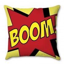 Almofada Pop Art - Boom