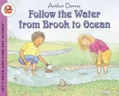 Follow the Water from Brook to Ocean (Lets Read and Find Out Science Book)