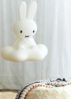 Miffy's Dream hanging Lamp by Mr Maria Lampe Miffy, Design3000, Apt Ideas, Room Ideas, Kids Lighting, Beautiful Dream, Too Cool For School, Cool Rooms, Kids Decor