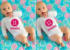 Baby Pictures: How W