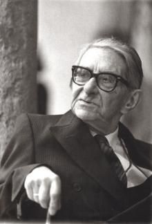 """Gonzalo Torrente Ballester (1910-1999) """"La imaginación y el pensamiento no se encierran ni se encadenan"""""""