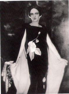 Princess Irina Alexandrovna Yusupov.  Her mother Xenia was the sister of Tsar Nicholas ll.
