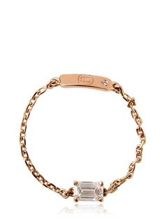 ALEXANDER FUCHS - CHAIN GOLD COLLECTION RING - LUISAVIAROMA - LUXURY SHOPPING WORLDWIDE SHIPPING - FLORENCE