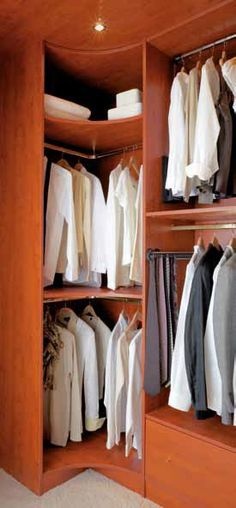 1000 images about dressing on pinterest built in wardrobe angles and armo - Armoire dressing angle ...