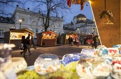 2016 - Christmas market - in Merano, Nov. 25-Jan. 8, 2017, in Merano, Piazza Terme and Piazza della Rena, about 140 miles north of Vicenza; Monday-Thursday and Sunday, 10 a.m.-7:30 p.m.;  Dec. 24, 10 a.m.-3 p.m.; closed on Dec. 25; Dec. 31, 10 a.m.-4 p.m.; Jan. 1, 10:30 a.m.-7:30 p.m.; Piazza del Duomo, and surrounding downtown streets, about 140 miles north of Vicenza.