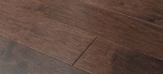 Hard Maple Godivah Stain for kitchen flooring