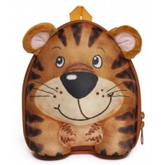 Okiedog Wildpack backpack Tiger Speelgoed categorie: Bagage en tassen