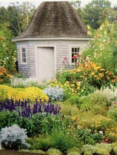 Bunny Mellons garden pavilion