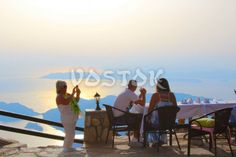 And not only sunset http://www.traveltofethiye.co.uk/explore/activities/sunset-dinner-babadag-mountain/
