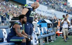 Stand With Michael Bennett, Even if It's Uncomfortable The Seattle Seahawks Pro Bowler and anthem protester needs to know that he does not stand alone.