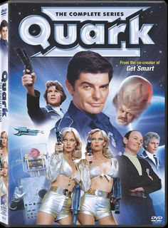 Quark is an American science fiction situation comedy starring Richard Benjamin broadcast on NBC. Description from rapidmoviez.com. I searched for this on bing.com/images