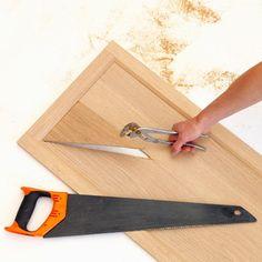 Ikea hack: Förvandla Billy-bokhyllan till ett trendigt rottingskåp Interior Design Living Room, Living Room Decor, Woodworking Jigs, Sustainable Design, Home Projects, Diy And Crafts, Furniture Design, Kallax, Inspiration