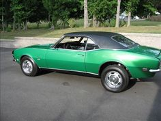 1968 Chevrolet Camaro rs/ss