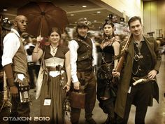 Steampunk For Kids: What Is Steampunk?
