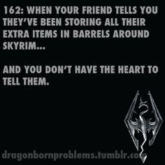 Skyrim Problems ohhh no.its even on a load screen… The Elder Scrolls, Elder Scrolls Oblivion, Elder Scrolls V Skyrim, Skyrim Game, Skyrim Funny, Skyrim Comic, Tes Skyrim, Gamer Humor, Gaming Memes