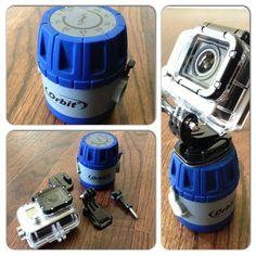 My DIY GoPro time-lapse sprinkler timer