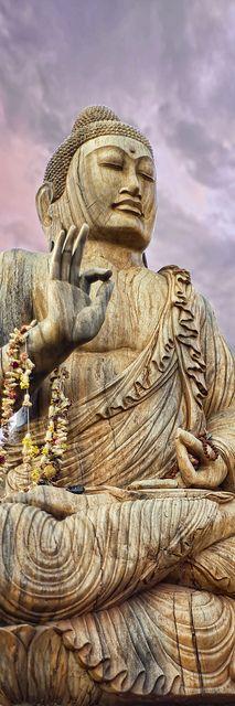 Amitabha Stupa in Sedona, Arizona.  k a r m a by Lee Sie