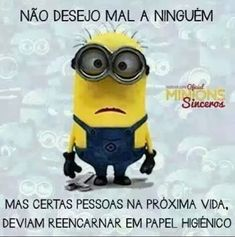 Tudo Para Postar: Imagens com frases diversas - parte 4 Humor Minion, Minions Cartoon, Funny Quotes, Funny Memes, Jokes, I Hate Mondays, Laughing Quotes, Frases Humor, Funny Love
