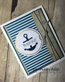 Tina's Crop Shop: A Paper Pumpkin Thing Blog Hop - You Are My Anchor