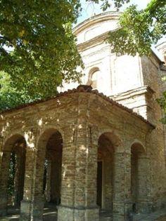 Itinerario Cicloturistico Bubbio-Ponti-Pareto con ritorno dal Sassello: Chiesa di San Desiderio(Monastero Bormida)