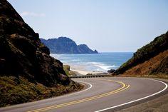 hwy 101 oregon | Lighthouses of The Oregon Coast. The Oregon/California Coastal ...