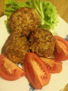 Zvířátkový den - karbenátky (bez strouhanky) se zeleninou