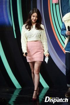 150113 Jiyeon SBS MTV The Show
