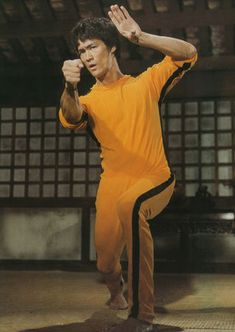 Brucie, Game of Death Promo shots.