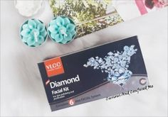 My sunday night routine + Quick review on VLCC Diamond Facial Kit