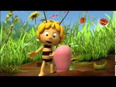 Pcelica Maja S01E30 Majina Basta Bastilla, Tinkerbell, Pikachu, Disney Characters, Fictional Characters, Jar, Christmas Ornaments, Disney Princess, Holiday Decor