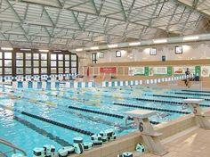 Impianti realizzati all'interno di un complesso sportivo con piscina.