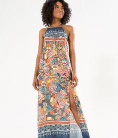 vestido cropped fugi para bali