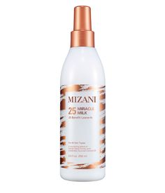 If you are looking for that one leave in conditioner that does it all try mizani 25 miracle milk leave in conditioner #leaveinconditoner - uhsupply