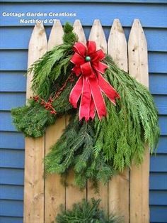 just think of all the different types of wreaths you can make