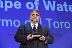 """Guillermo del Toro ha conseguido el León de Oro en la 74º Mostra de Venecia gracias a su última película, """"La forma del agua"""""""